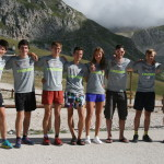 Gran Sasso – Youth Test Event ISF 2015 – úspěch mladých