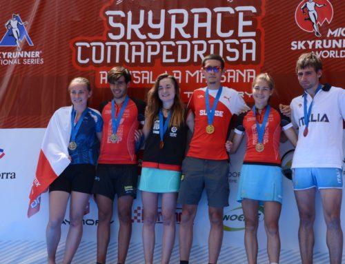 Youth World Skyrunning Champs – český tým se neztratil