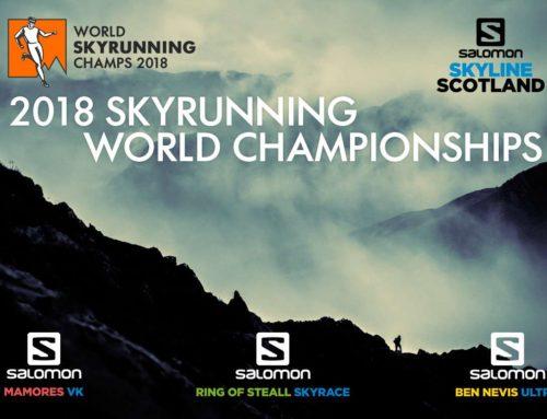 Nominační kritéria pro World Skyrunning Champs 2018
