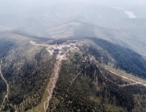 Lysohorský Ultra Trail – LHUT – po dvouleté pauze opět Ultra Sky na Lysé