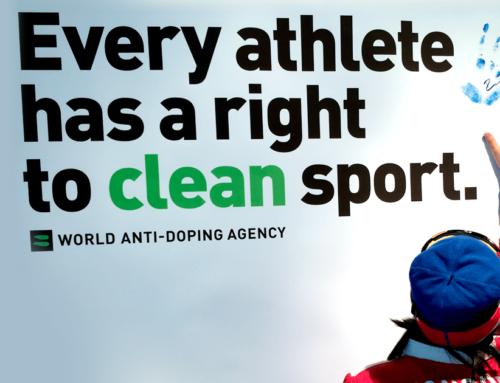 Doping, antidoping, skyrunning