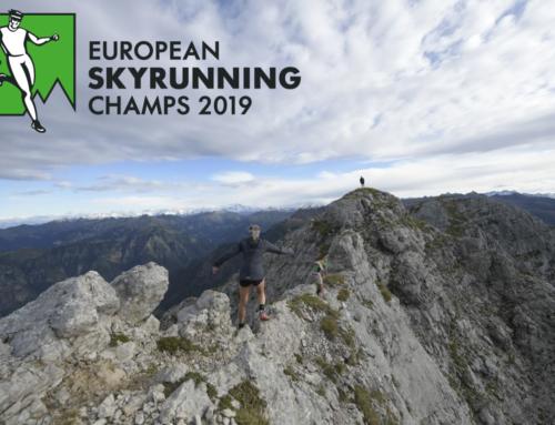 Czech Skyrunning Team pro Euro Champs 2019